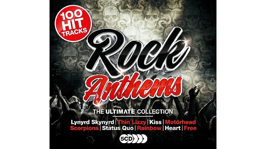 Ultimate Rock Anthems