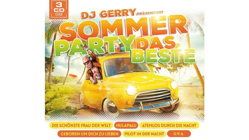 DJ Gerry praes Sommer Party Hits