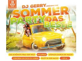 DJ Gerry praes Sommer Party Hits