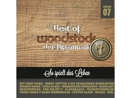 Best Of Woodstock der Blasmusi