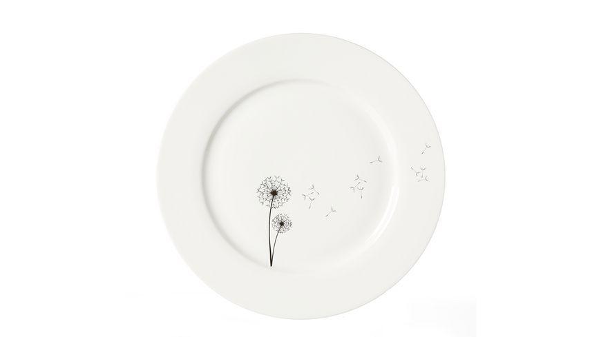 ZAUBERWERK Speiseteller Wunschblume 27 cm