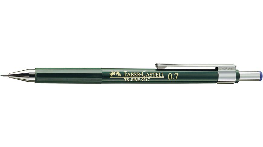 FABER-CASTELL Druckbleistift  TK-FINE 9717 0,7mm