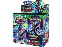 Pokemon Sammelkartenspiel Sonne Mond Serie 2 Stunde der Waechter Booster