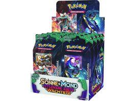 Pokemon Sammelkartenspiel Sonne Mond Serie 2 Stunde der Waechter Themendeck sortiert