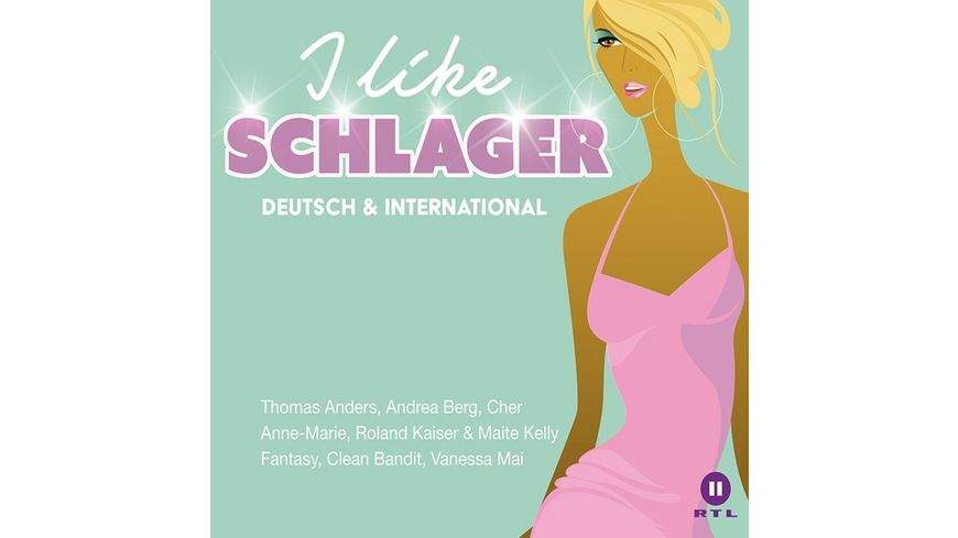 I Like Schlager 63 Discofox Party Hits fuer 2017