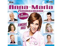 Anna Maria Zimmermann Freunde Amore Mio