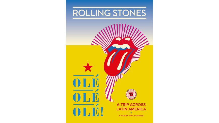 Ole Ole Ole A Trip Across Latin America DVD