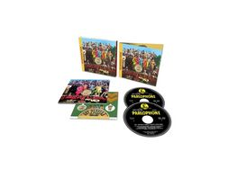 Sgt Pepper s Lonely Hearts Club Band Dlx Anniv
