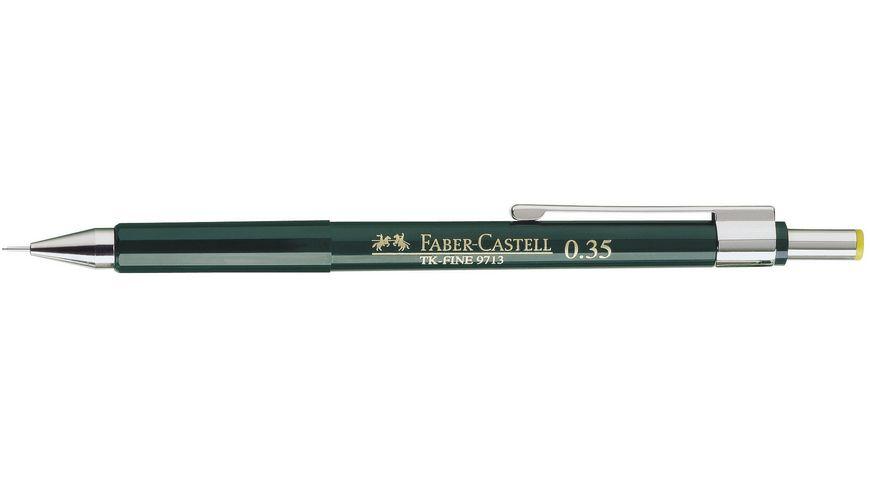 FABER CASTELL Druckbleistift TK FINE 9713 0 35mm