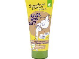 Dresdner Essenz Dreckspatz Dusche Alles wird gut