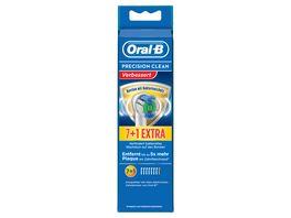Oral B Aufsteckbuersten Precision Clean 7 1 Stueck