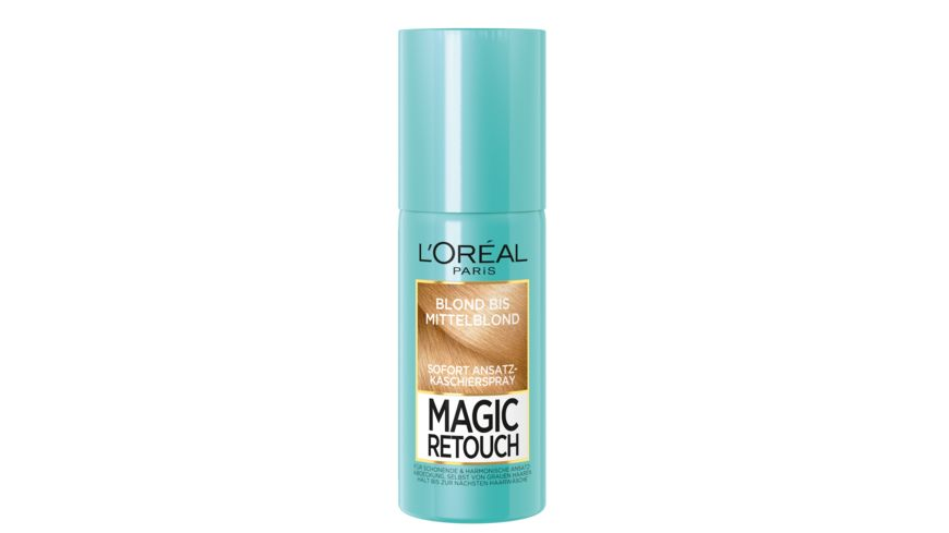 L OREAL PARIS Magic Retouch Ansatzspray Blond bis Mittelblond