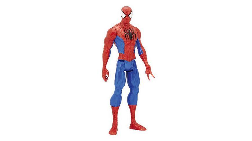 Hasbro Marvel Titan Helden Spider Man Actionfigur