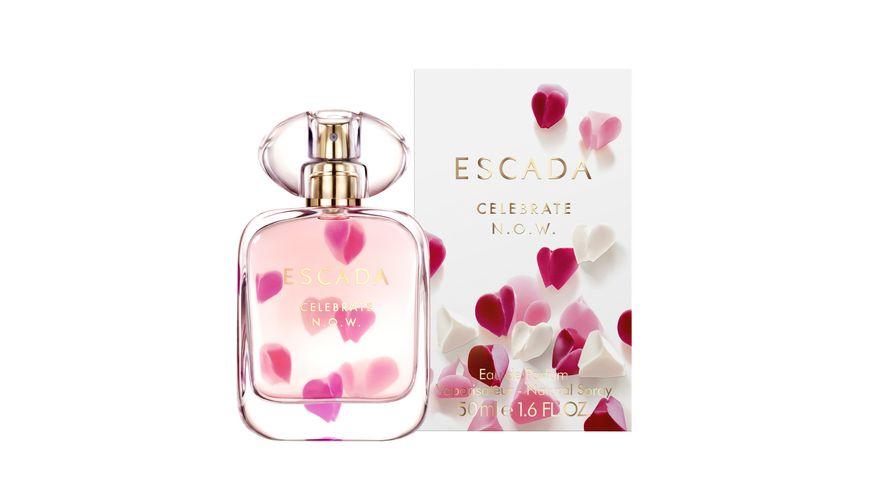 ESCADA CELEBRATE N O W Eau de Parfum Natural Spray