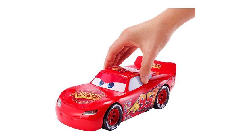 Mattel Disney Cars 3 Movie Moves Lightning McQueen