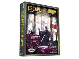Thinkfun Escape the Room 13 Das Geheimnis des Refugiums von Dr Gravely