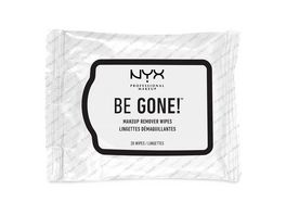 NYX PROFESSIONAL MAKEUP Be Gone Makeup Remover Wipes