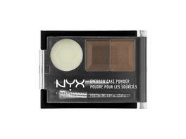 NYX PROFESSIONAL MAKEUP Eyebrow Cake Powder