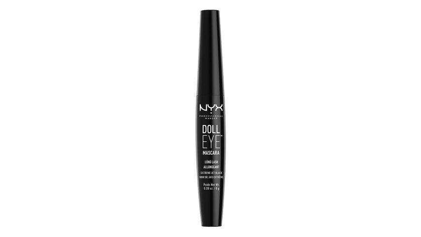 NYX PROFESSIONAL MAKEUP Doll Eye Mascara Long Lash