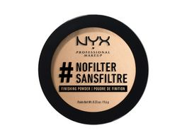NYX PROFESSIONAL MAKEUP Nofilter Fnshng Pwdr
