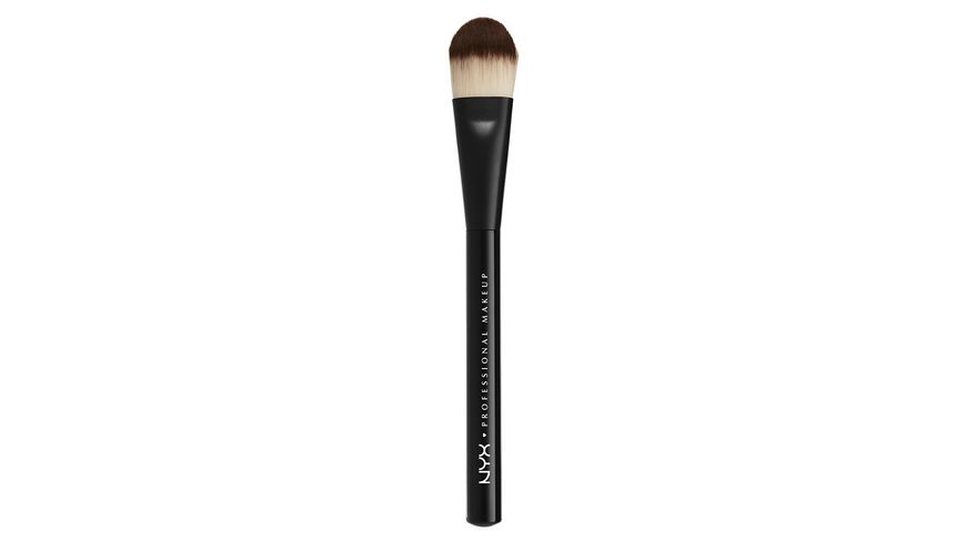 NYX PROFESSIONAL MAKEUP Pinsel Pro Brush Flat Foundation