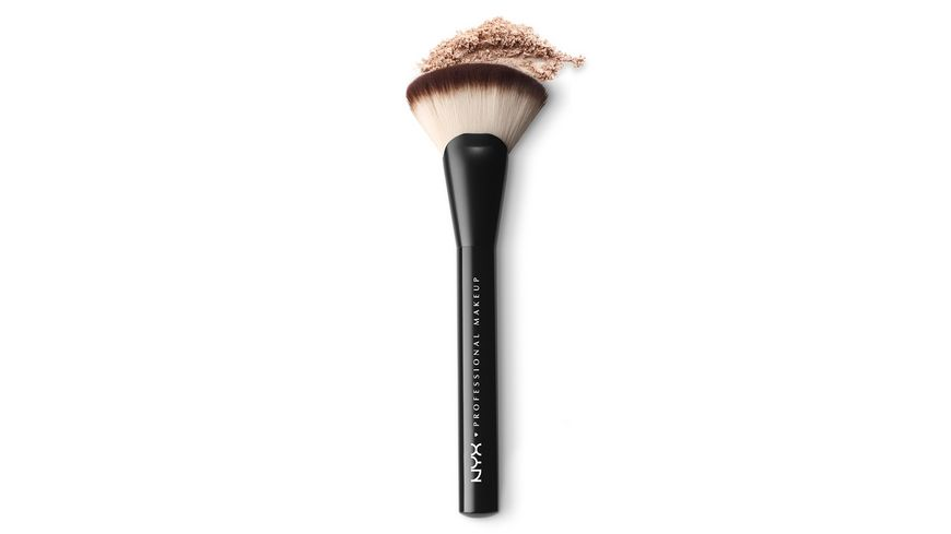 NYX PROFESSIONAL MAKEUP Pinsel Pro Brush Fan