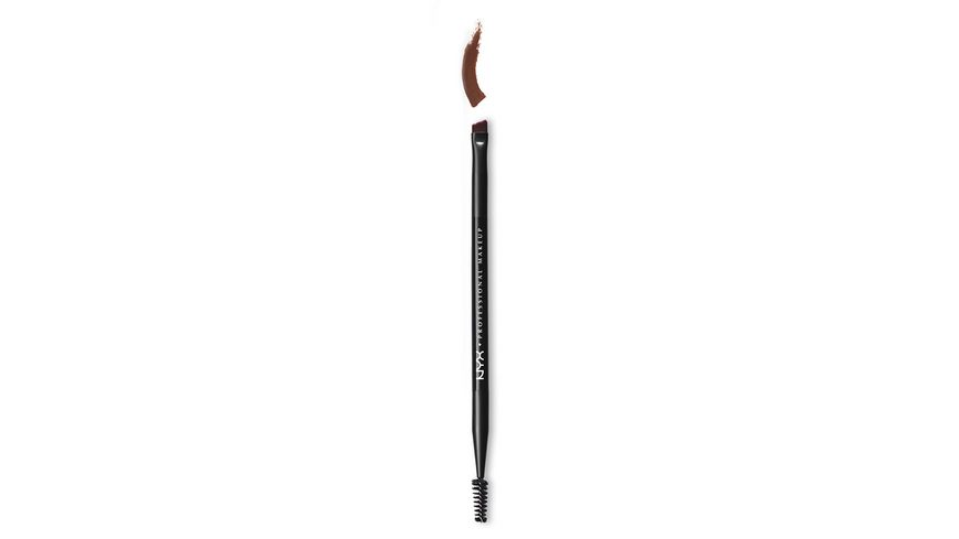 NYX PROFESSIONAL MAKEUP Pinsel Pro Brush Dual Brow