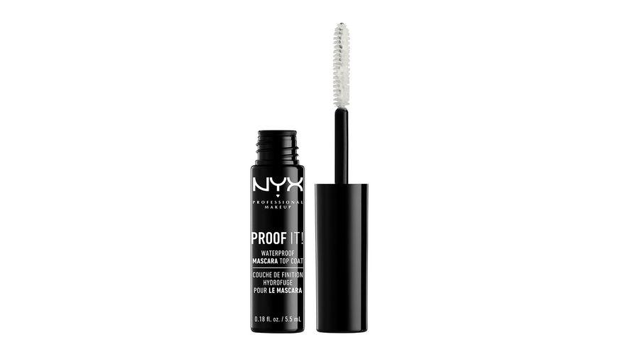 NYX PROFESSIONAL MAKEUP Proof It Mascara Topcoat