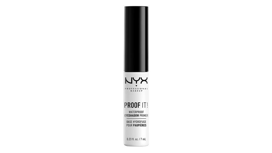 NYX PROFESSIONAL MAKEUP Proof It Lidschatten Primer