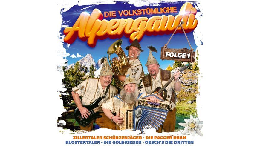 Die volkstuemliche Alpengaudi Folge 1