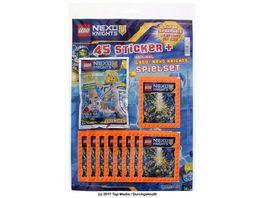 Blue Ocean Lego Nexo Knights Multipack Sticker