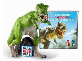 tonies Hoerfigur fuer die Toniebox WAS IST WAS Dinosaurier Ausgestorbene Tiere