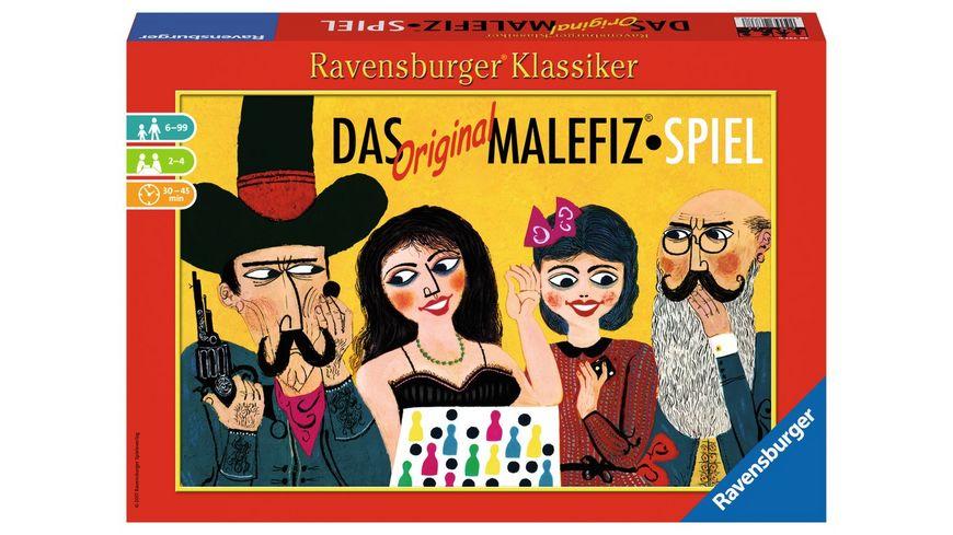 Ravensburger Spiel Das Original Malefiz Spiel