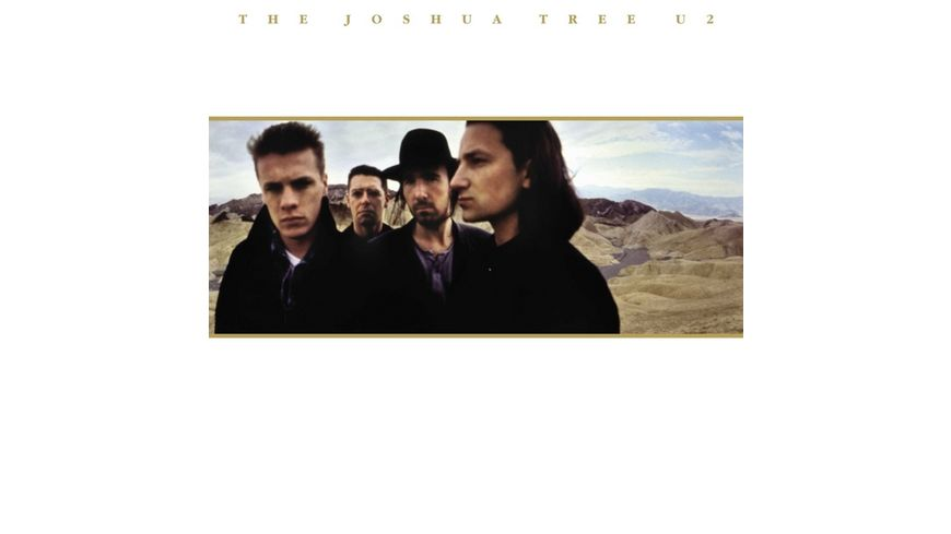 The Joshua Tree 30th Anniversary LTD 2CD Deluxe