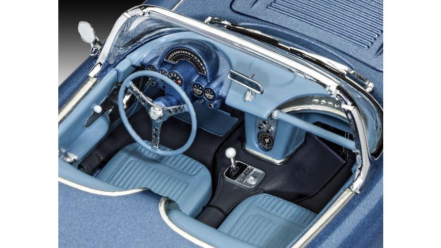 Revell 07037 58 Corvette Roadster