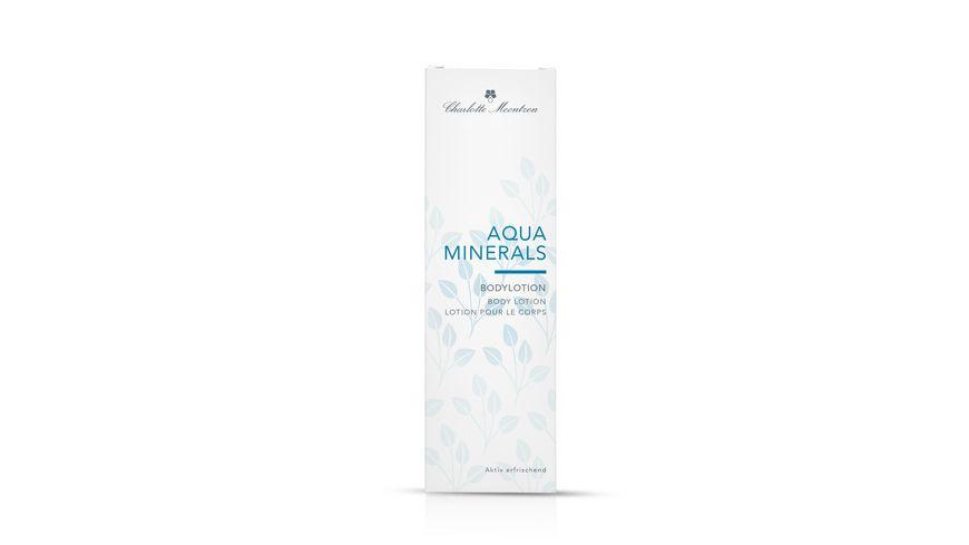 Charlotte Meentzen Aqua Minerals Bodylotion