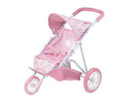 Zapf Creation BABY Annabell Puppenwagen Tri Pushchair