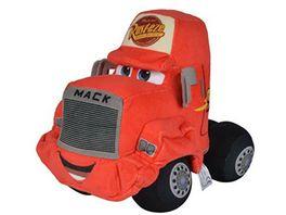 Simba Disney Cars 3 Plueschauto Mack 25cm