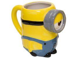 Joy Toy MINIONS Ich unverbesserlich 3 Stuart 3d Keramiktasse