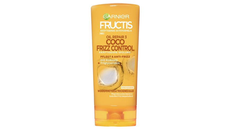 FRUCTIS Spuelung Oil Repair 3 Coco Frizz Control