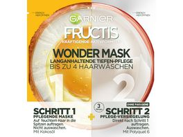 FRUCTIS Wonder Mask 2 in 1 Sachet