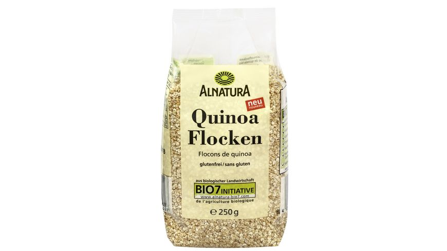 Alnatura Quinoaflocken