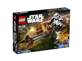 LEGO Star Wars 75532 Scout Trooper Speeder Bike