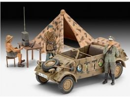 Revell 03253 German Staff Car Type 82 Kuebelwagen