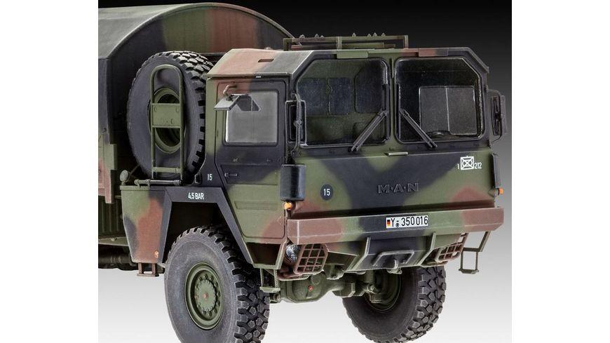 Revell 03257 LKW 5t mil gl