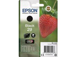 Epson Druckerpatrone Erdbeere