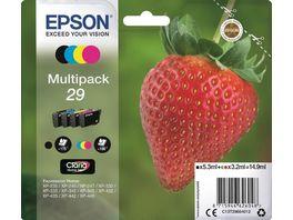 Epson Druckerpatrone Erdbeere Multipack