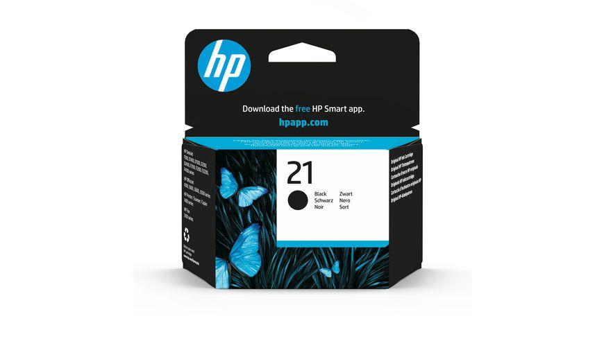 HP Druckerpatrone HP 21