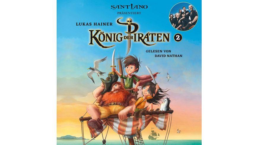 Lukas Hainer Koenig Der Piraten 2