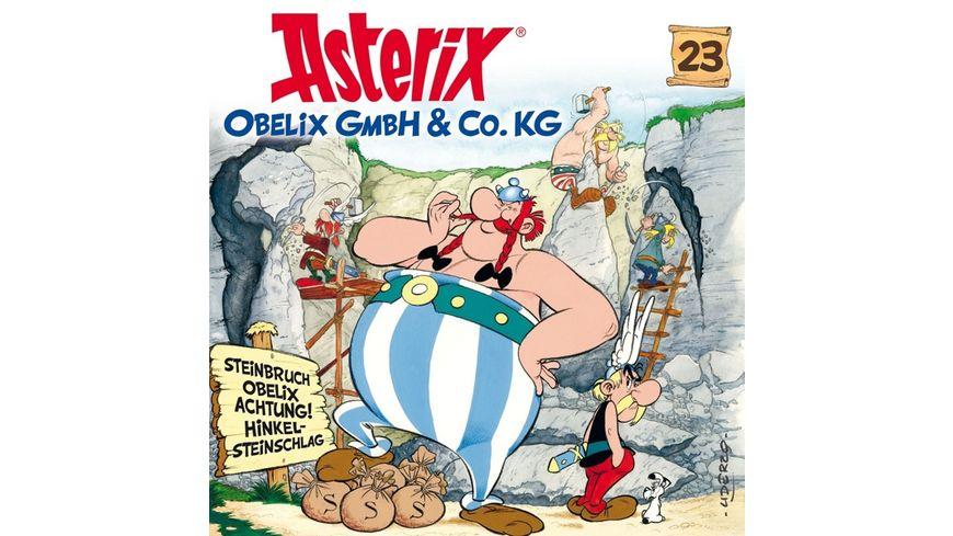 23 Obelix GMBH Co KG